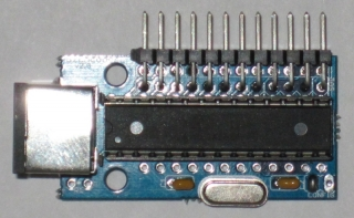 PS2Encoder Top View