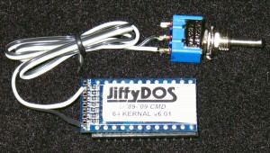 JiffyDOS Production Unit