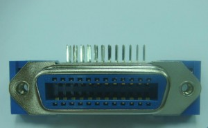 IEEE-488 24 pin Centronics Connector