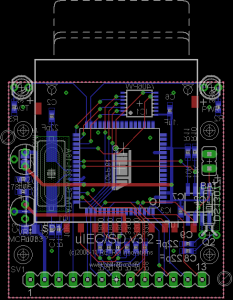 uIEC/SD 3.2 PCB Design