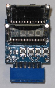 uIEC/SD Daughtercard v3