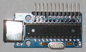 Fully Assembled PS/2 Encoder with IDC Connector