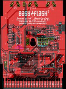 EasyFlash3 PCB