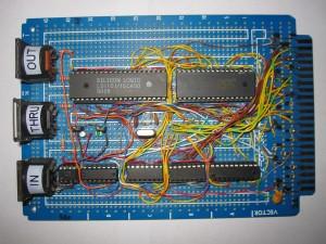 VIC-MIDI Prototype