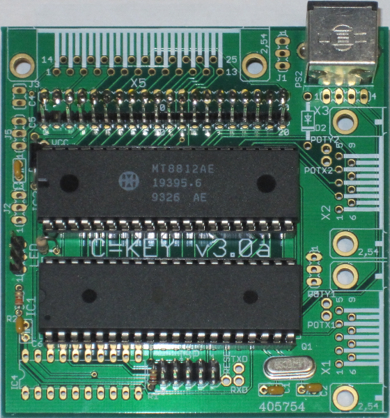 C=Key (C64 Configuration)